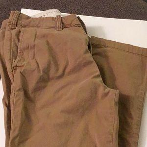 Hollister khakis (size 29x32)